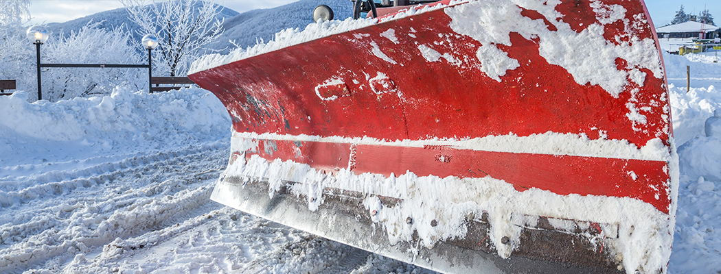business and commercial snow removal for Richmond Roanoke Lynchburg and Charleston