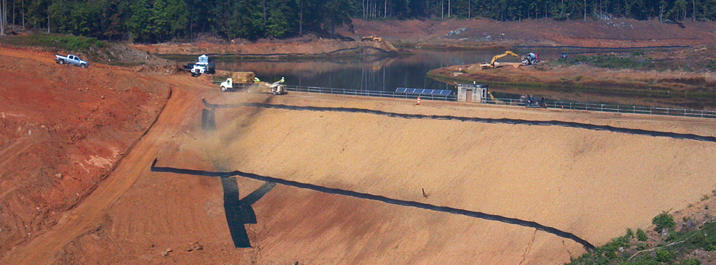 erosion control for WV and VA construction and development
